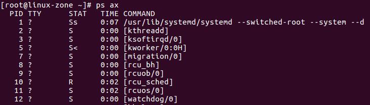 برای دیدن سایز بزرگ روی عکس کلیک کنید نام: 3-List-Processes-in-BSD-Format.png مشاهده: 1 حجم: 7.8 کیلو بایت