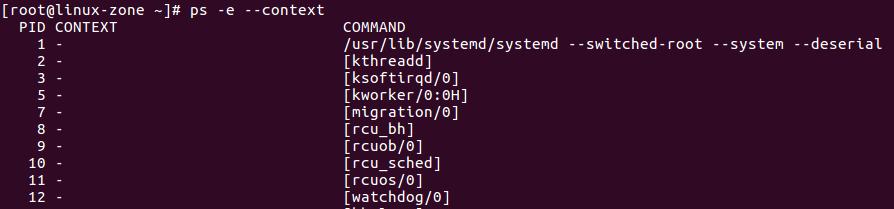 برای دیدن سایز بزرگ روی عکس کلیک کنید نام: 28-Find-SELinux-Context.png مشاهده: 1 حجم: 7.4 کیلو بایت